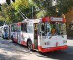 Сегодня в Саратове с 11.00 временно закрыто движение троллейбусного маршрута 2А.  Это связано с проведением ОАО...