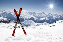 Правила безопасности при катании на лыжах